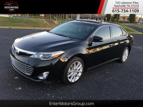 2013 Toyota Avalon for sale in Nashville, TN