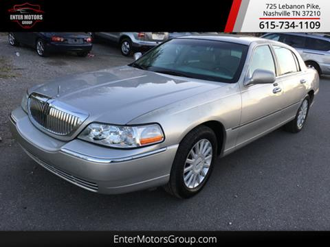 2005 Lincoln Town Car for sale in Nashville, TN