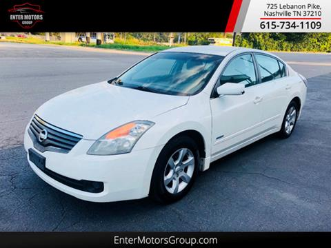 2007 Nissan Altima Hybrid For Sale In Nashville, TN