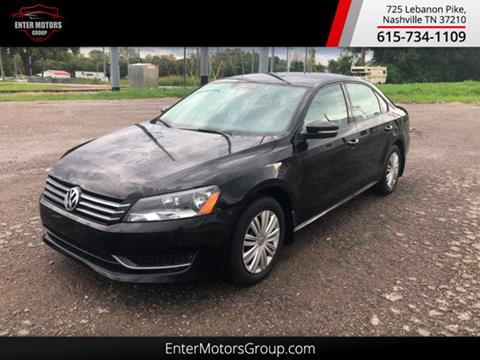 2014 Volkswagen Passat for sale in Nashville, TN