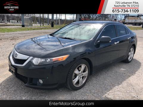 2010 Acura TSX for sale in Nashville, TN