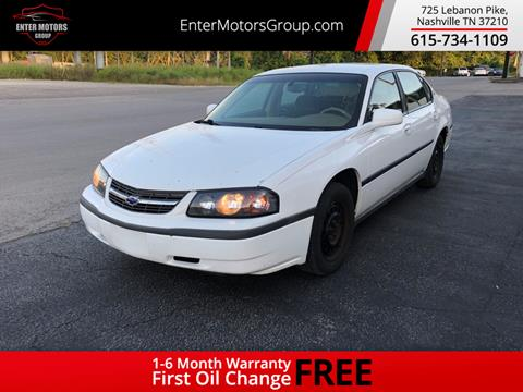 2000 Chevrolet Impala for sale in Nashville, TN