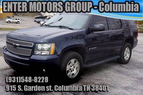 2007 Chevrolet Tahoe for sale in Columbia, TN