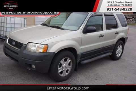 2003 Ford Escape for sale in Columbia, TN