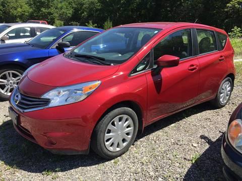 2015 Nissan Versa Note for sale in Warrenton, MO