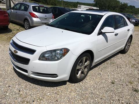 2012 Chevrolet Malibu for sale in Warrenton, MO