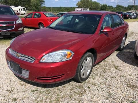 2013 Chevrolet Impala for sale in Warrenton, MO