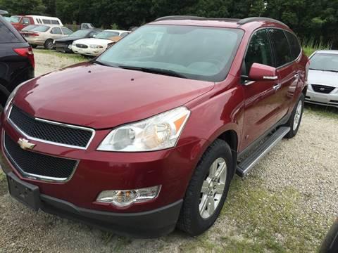 2010 Chevrolet Traverse for sale in Warrenton, MO
