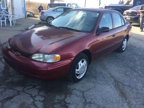 1999 Chevrolet Prizm for sale in Warrenton, MO