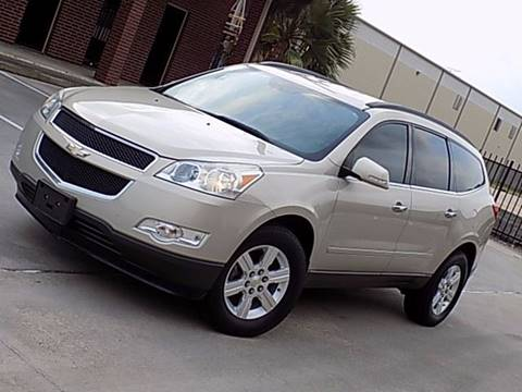 2011 Chevrolet Traverse for sale at Texas Motor Sport in Houston TX