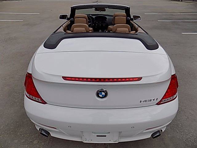 2008 Bmw 6 Series 650i 2dr Convertible In Houston TX - Texas Motor Sport