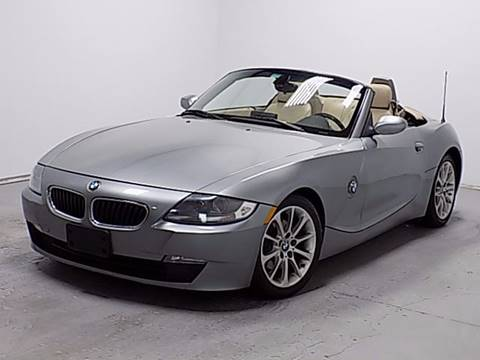 2007 BMW Z4 for sale at Texas Motor Sport in Houston TX