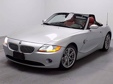 2003 BMW Z4 for sale at Texas Motor Sport in Houston TX