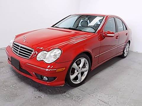 2006 Mercedes-Benz C-Class for sale at Texas Motor Sport in Houston TX