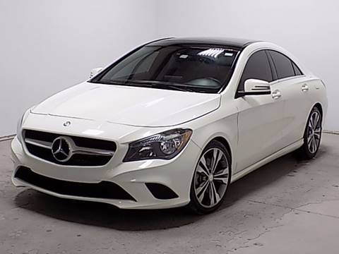 2015 Mercedes-Benz CLA for sale at Texas Motor Sport in Houston TX