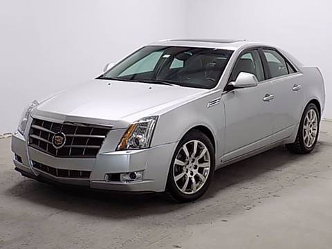 2009 Cadillac CTS for sale at Texas Motor Sport in Houston TX
