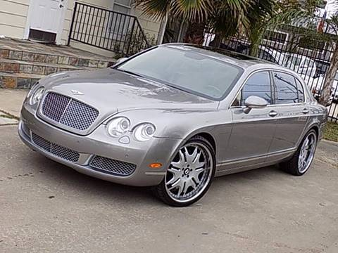 2006 Bentley Continental Flying Spur for sale at Texas Motor Sport in Houston TX
