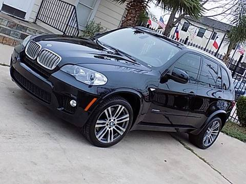 2012 BMW X5 for sale at Texas Motor Sport in Houston TX