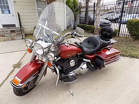 2000 Harley-Davidson Road King for sale at Texas Motor Sport in Houston TX