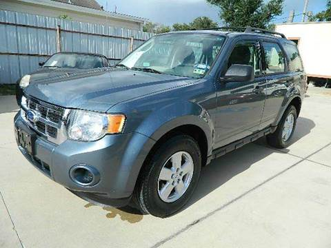 2010 Ford Escape for sale at Texas Motor Sport in Houston TX
