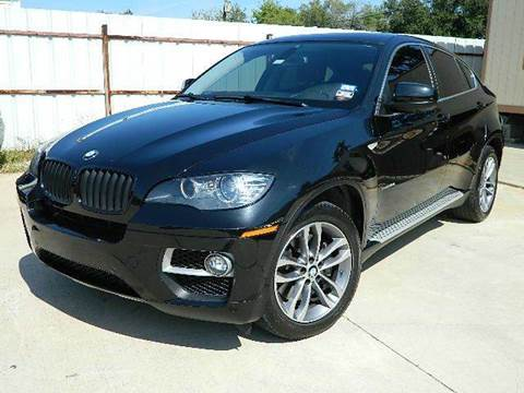 2013 BMW X6 for sale at Texas Motor Sport in Houston TX
