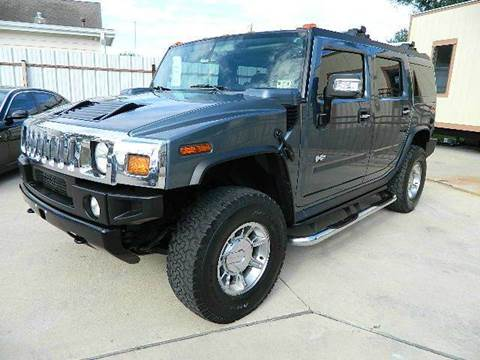 2006 HUMMER H2 for sale at Texas Motor Sport in Houston TX