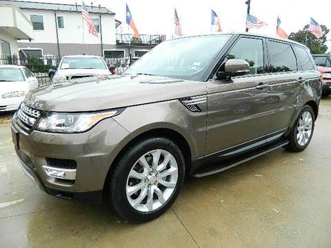 rover for houston in black range supercharged sport sale suv htm land svr landrover used tx