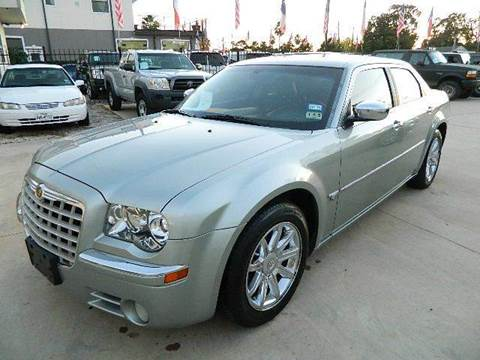 2005 Chrysler 300 for sale at Texas Motor Sport in Houston TX