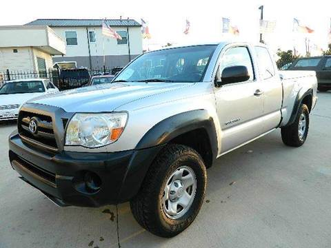 2008 Toyota Tacoma for sale at Texas Motor Sport in Houston TX