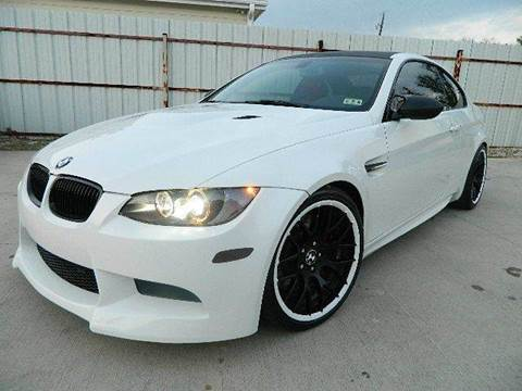 2011 BMW M3 for sale at Texas Motor Sport in Houston TX