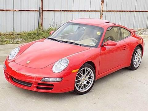 2008 Porsche 911 for sale at Texas Motor Sport in Houston TX