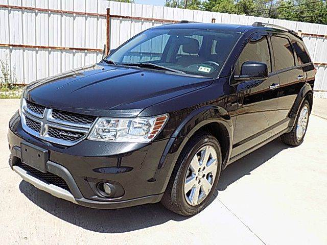 2012 Dodge Journey for sale at Texas Motor Sport in Houston TX