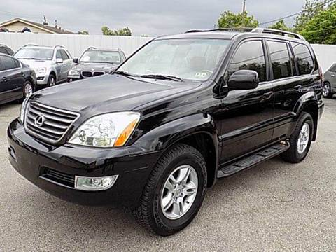 2007 Lexus GX 470 for sale at Texas Motor Sport in Houston TX