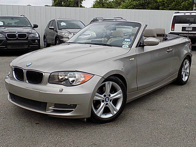 2008 Bmw 1 Series 128i 2dr Convertible In Houston TX - Texas Motor Sport