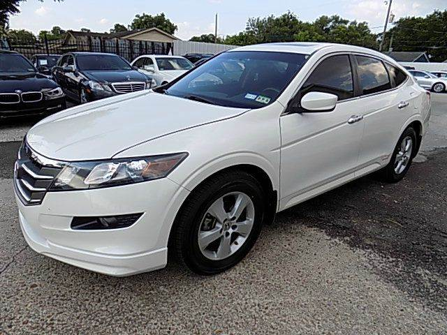 2010 Honda Accord Crosstour for sale at Texas Motor Sport in Houston TX