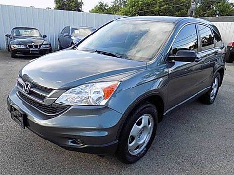 2010 Honda CR-V for sale at Texas Motor Sport in Houston TX
