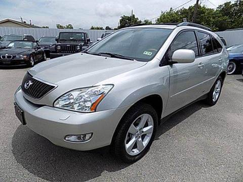 2006 Lexus RX 330 for sale at Texas Motor Sport in Houston TX