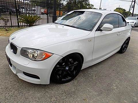 2011 BMW 1 Series for sale at Texas Motor Sport in Houston TX