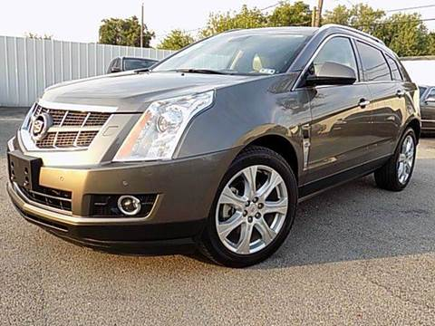 2011 Cadillac SRX for sale at Texas Motor Sport in Houston TX
