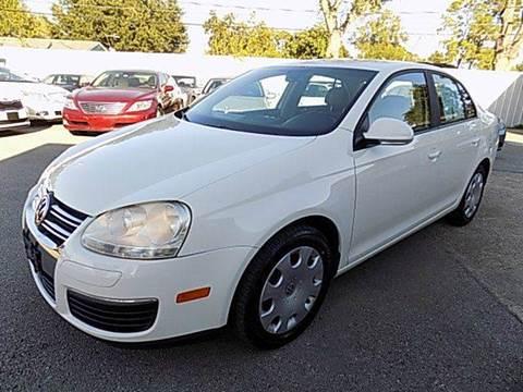 2008 Volkswagen Jetta for sale at Texas Motor Sport in Houston TX