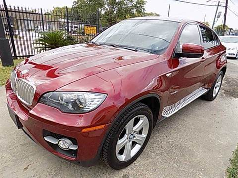 2010 BMW X6 for sale at Texas Motor Sport in Houston TX