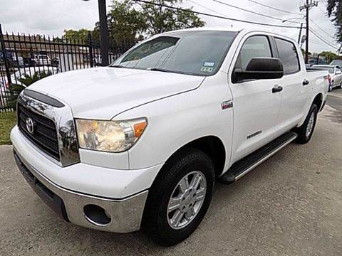 2009 Toyota Tundra for sale at Texas Motor Sport in Houston TX