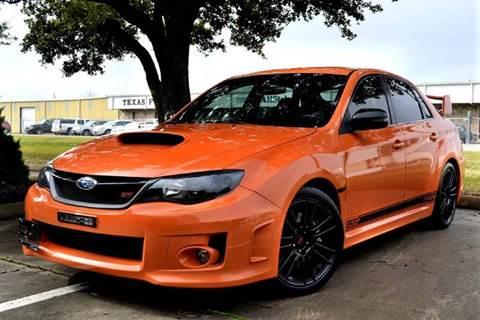 2013 Subaru Impreza for sale at Texas Motor Sport in Houston TX