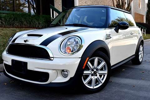 2013 MINI Hardtop for sale at Texas Motor Sport in Houston TX