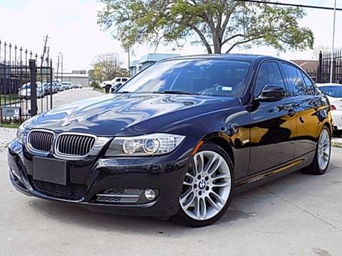 2011 BMW 3 Series for sale at Texas Motor Sport in Houston TX