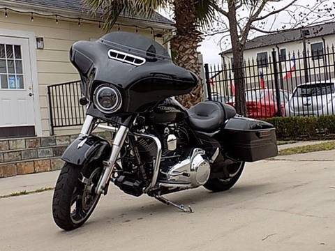 2016 Harley-Davidson Street Glide for sale in Houston, TX