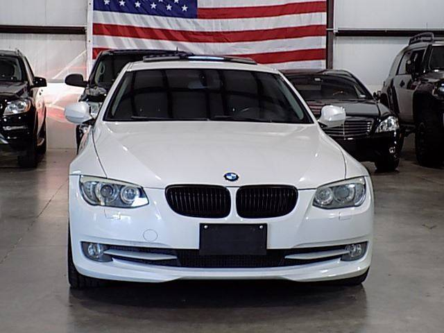 2011 Bmw 3 Series AWD 335i xDrive 2dr Coupe In Houston TX