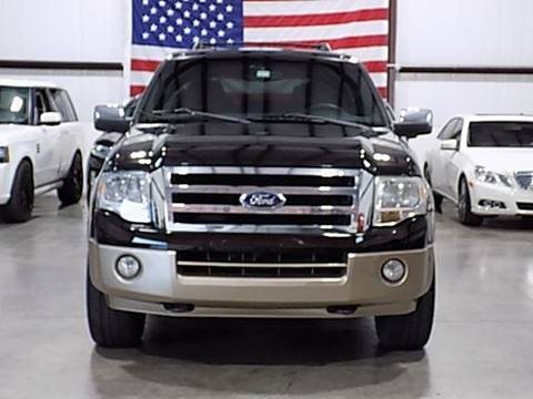 2013 Ford Expedition EL for sale in Houston, TX