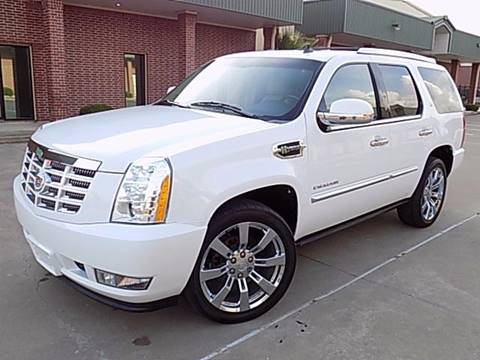 2013 Cadillac Escalade Hybrid for sale at Texas Motor Sport in Houston TX