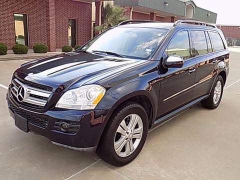2009 Mercedes-Benz GL-Class for sale at Texas Motor Sport in Houston TX